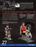 images of True Exercise Bike Z7