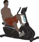 Exercise Bike Exercises photos