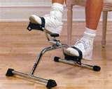 Pedal Exerciser Armchair