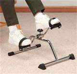 images of Resistive Pedal Exerciser