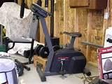 Electric Exercise Bike pictures