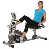images of Recumbent Stationary Exercise Bike