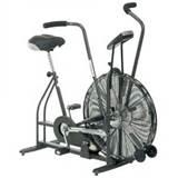 photos of Schwinn Airdyne Upright Exercise Bike