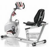 Schwinn Recumbent Exercise Bike 230 pictures