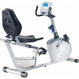 Exercise Bike Nautilus R514