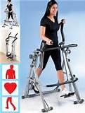 pictures of Exercise Bike Glider