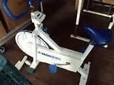 photos of Exercise Bike Glider