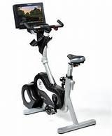 Exercise Bike Features Look photos