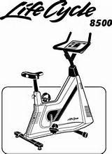 pictures of Exercise Bike Instructions